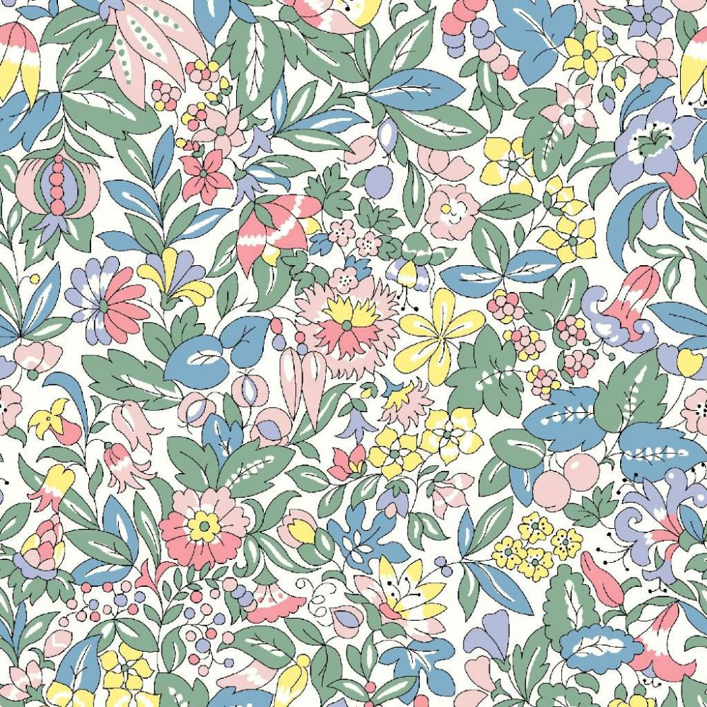 Flower Show Spring - Hyde Floral by Liberty Of London